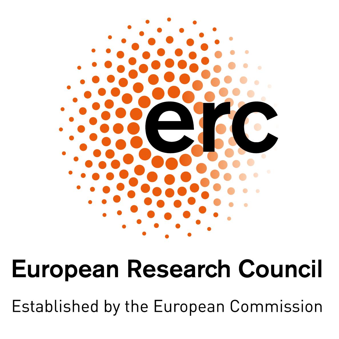 Logo of European Research Council