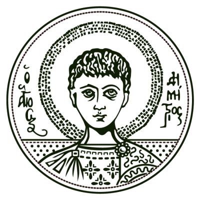 Logo of Aristotle University of Thessaloniki-AUTH (Laboratory of Atmospheric Physics-LAP)