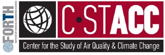 Logo of Center of Studies on Air quality and Climate Change